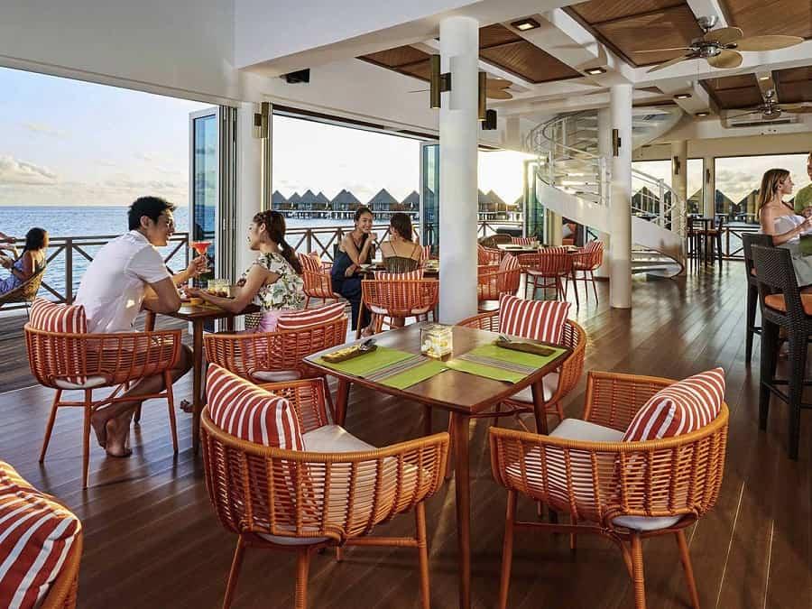 Goodlux hotel lighting project -Mercure Maldives Kooddoo Resort 3