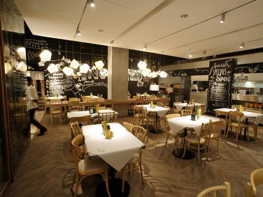 Goodlux custom lighting case -Canoodling Restaurant Malaysia 3