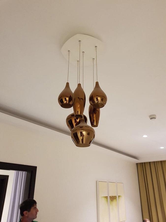 Goodlux custom lighting case -Dubai residential project 1