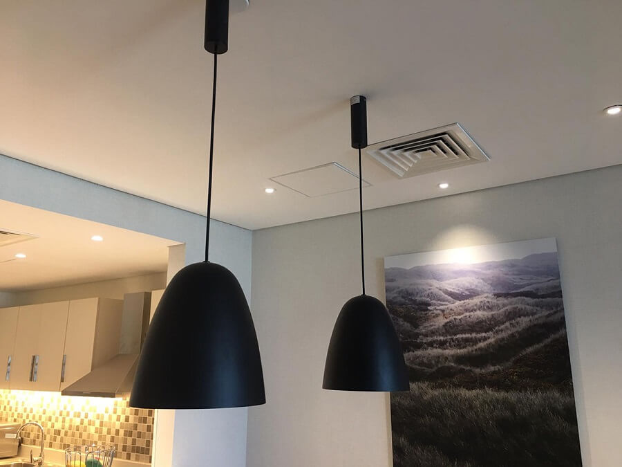 Goodlux custom lighting case -Qatar residential project 3