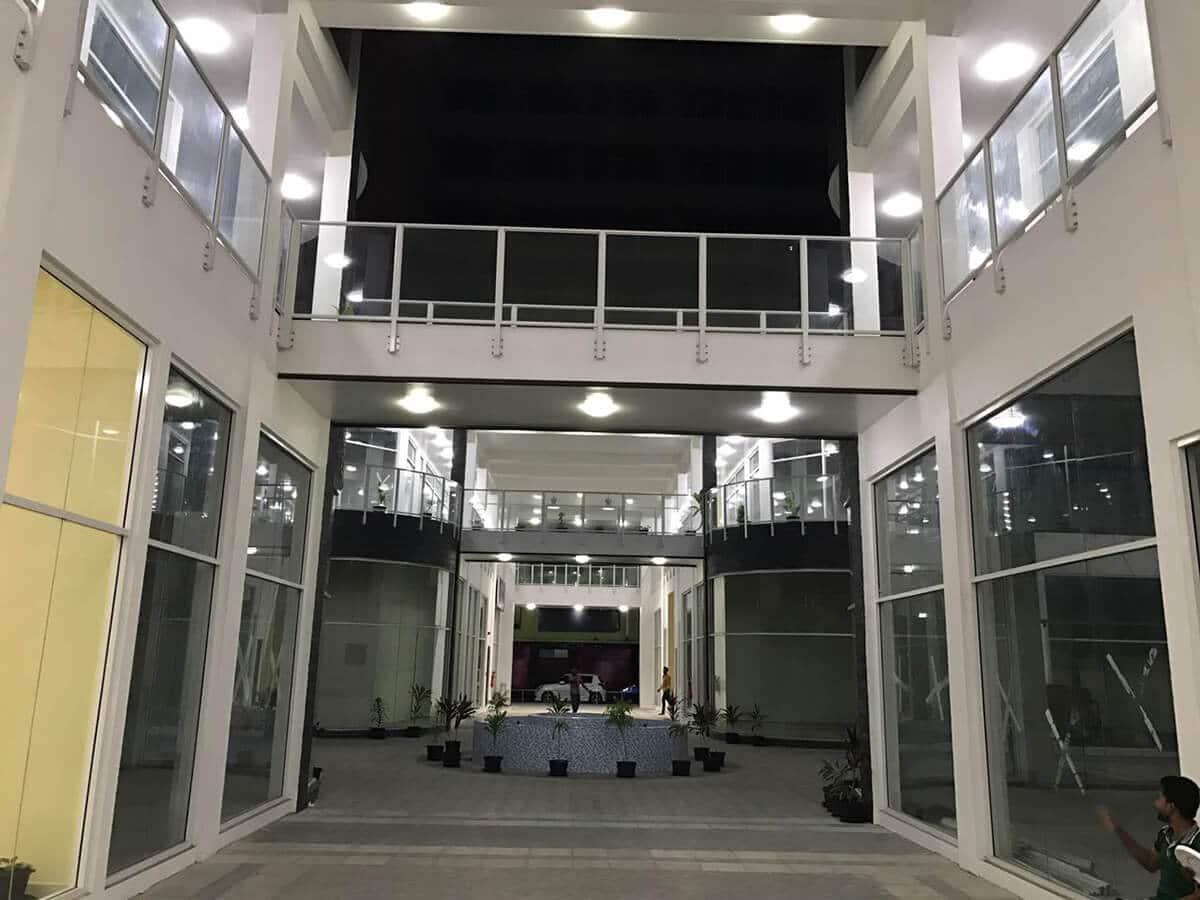 Goodlux custom lighting case -TATA housing project in Male Maldives 2