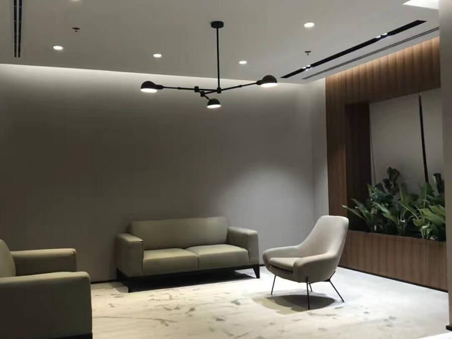 Goodlux custom lighting project -Dubai office 11