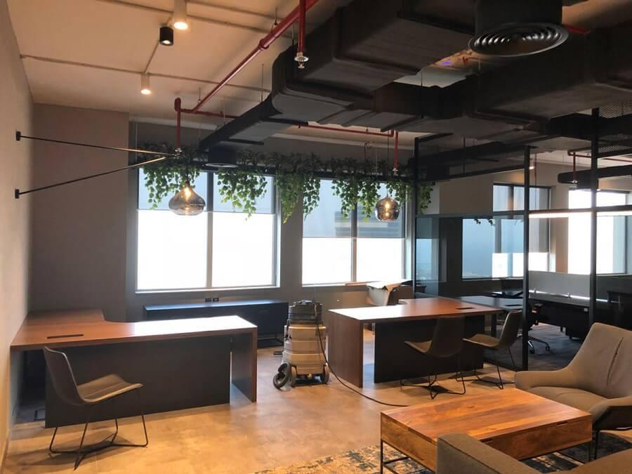 Goodlux custom lighting project -Dubai office 12