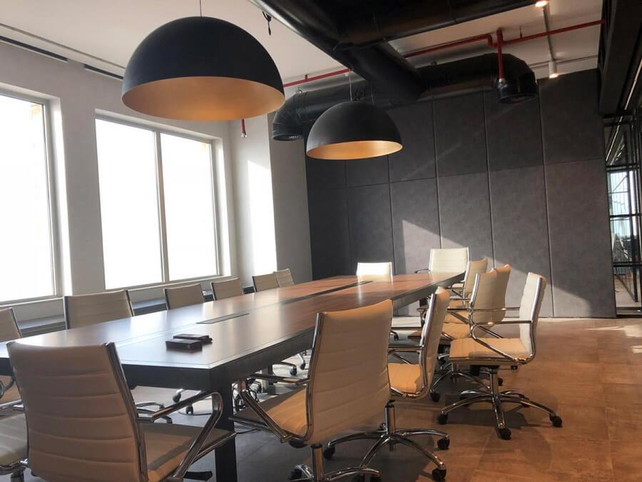 Goodlux custom lighting project -Dubai office 14