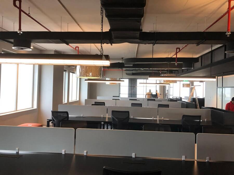 Goodlux custom lighting project -Dubai office 17