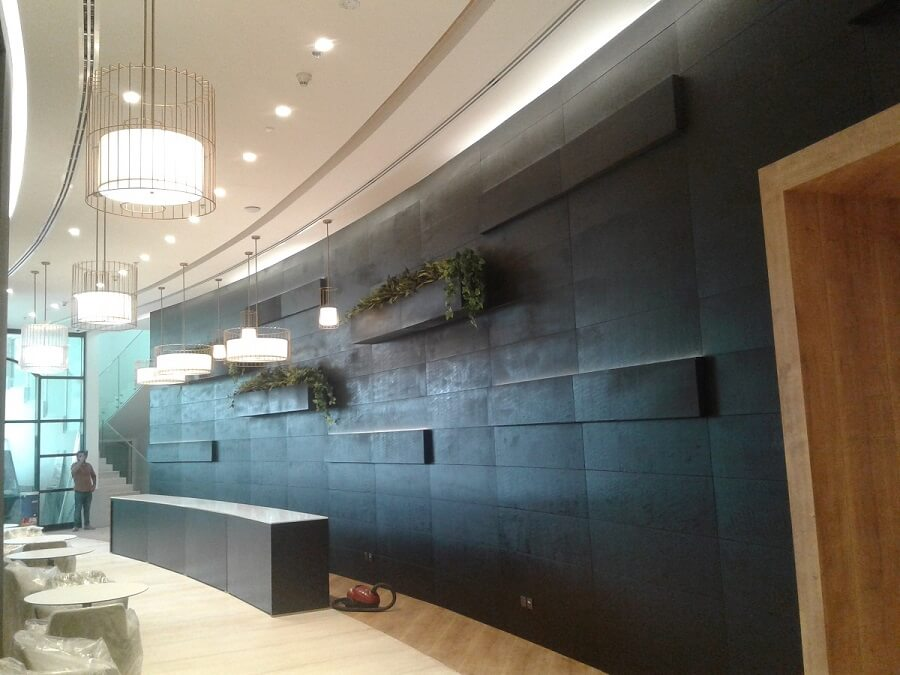 Goodlux custom lighting project -Dubai office 2