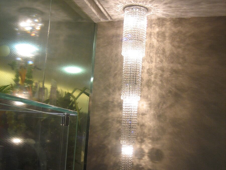 Goodlux custom lighting project -Singapore Jewels @ Bee 3