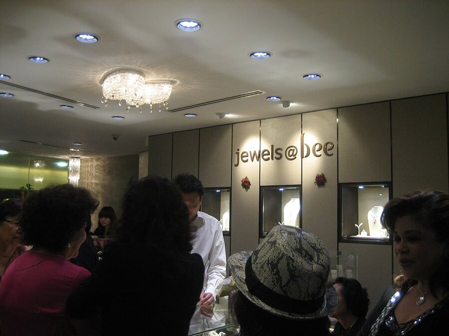 Goodlux custom lighting project -Singapore Jewels @ Bee 5