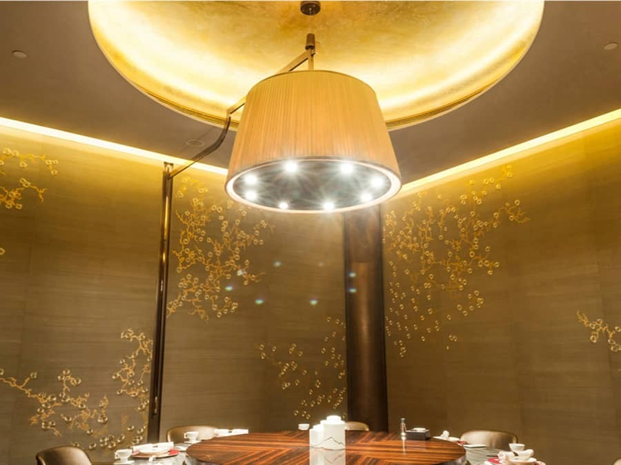 Goodlux hotel lighting project - Conrad Hotel Beijing China 2