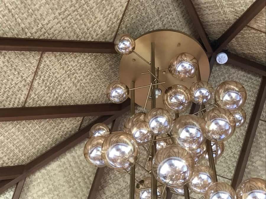 Goodlux hotel lighting project - Pullman Maamutaa Maldives Resort 2