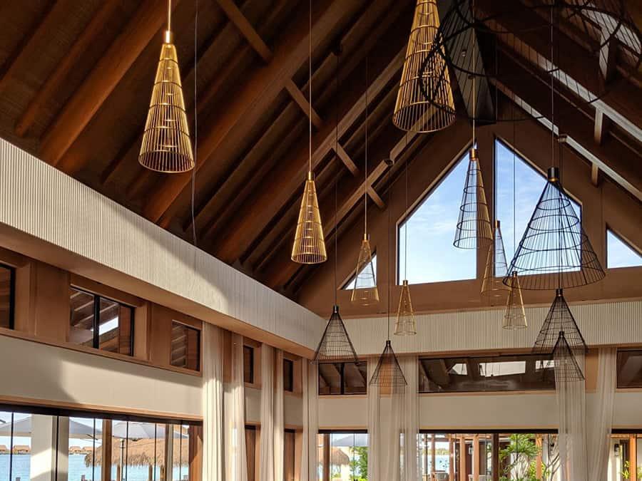 Goodlux hotel lighting project - Pullman Maamutaa Maldives Resort 7
