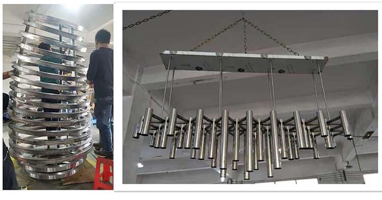 custom lighting ultimate guide - Pre-installation inspection