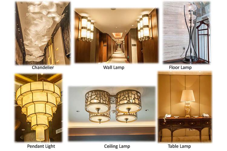 custom lighting ultimate guide - custom lighting category