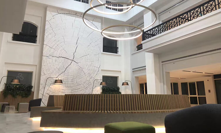 custom lighting ultimate guide - custom lighting for office building
