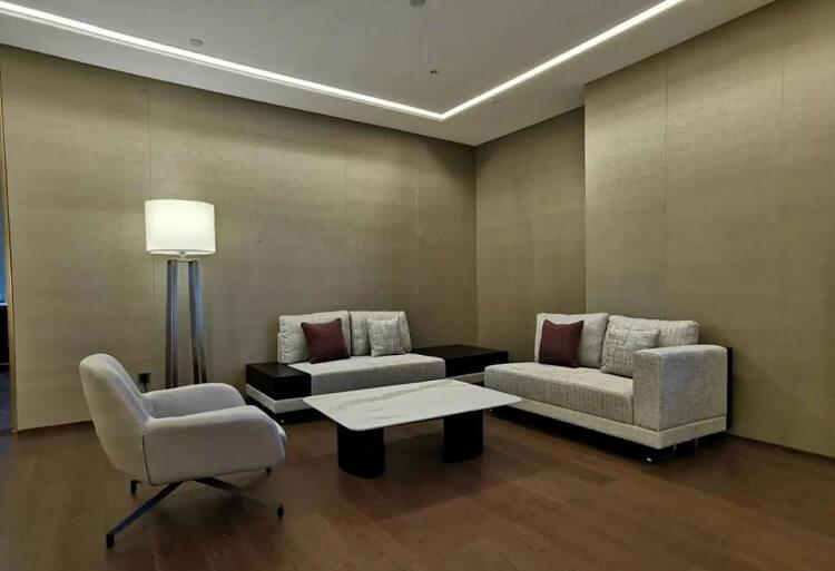 Goodlux custom hotel room lighting 7
