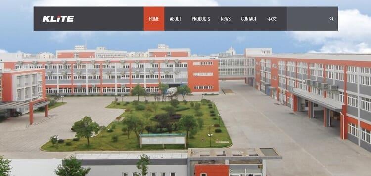 17.ZheJiang Klite Lighting Holdings Co.,LTD
