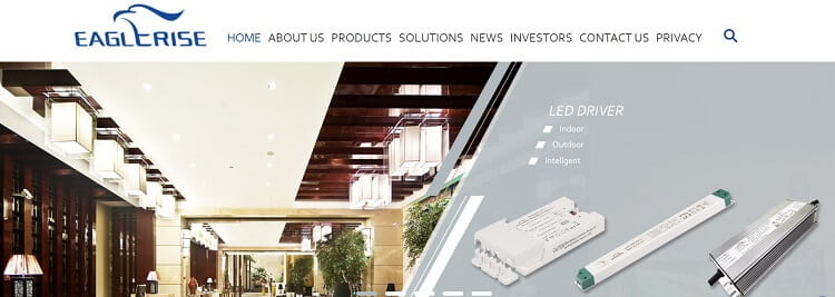 24. Eaglerise Electric & Electronic (China) Co., Ltd