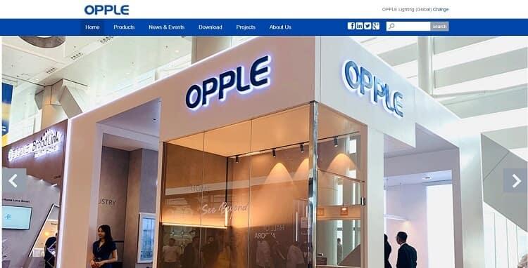 3. OPPLE Lighting