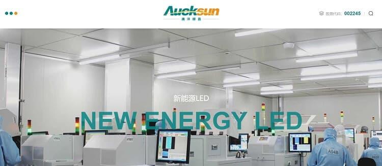 38. Jiangsu Aucksun Co., Ltd