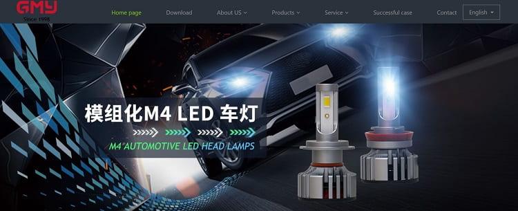 44. GMY Lighting Technology Co.,Ltd
