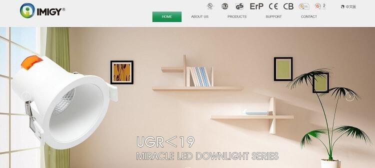 60. Imigy Lighting Electric Co.,Ltd