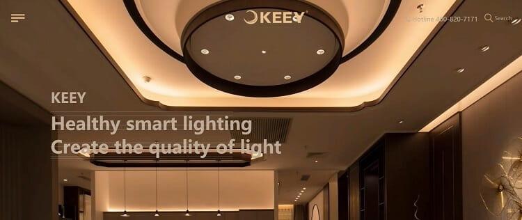78. KEEY Lighting