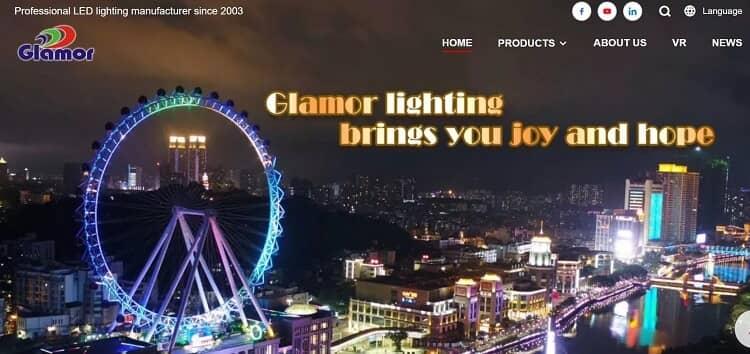 81. Glamor Lighting