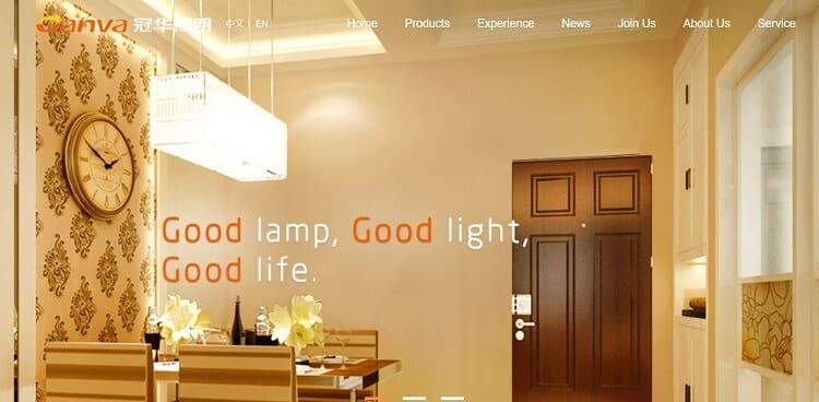 82. GANVA Lighting