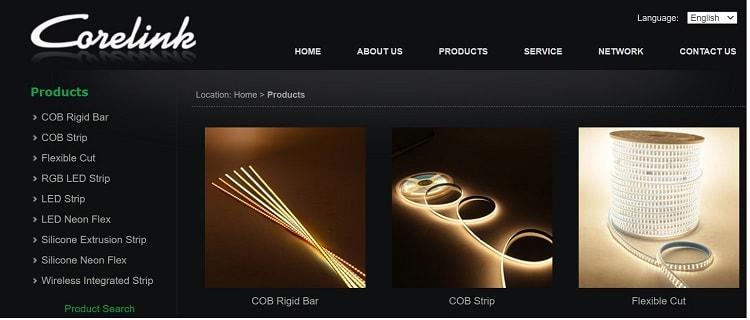 89. Corelink Lighting Industrial Ltd
