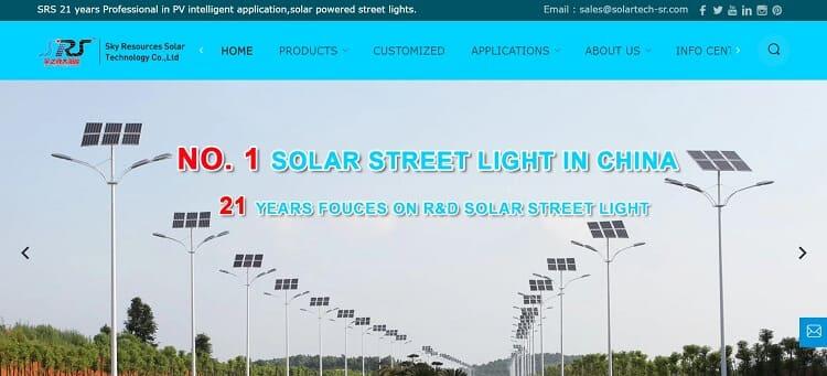 91. Sky Resources Solar Technology Co., Ltd