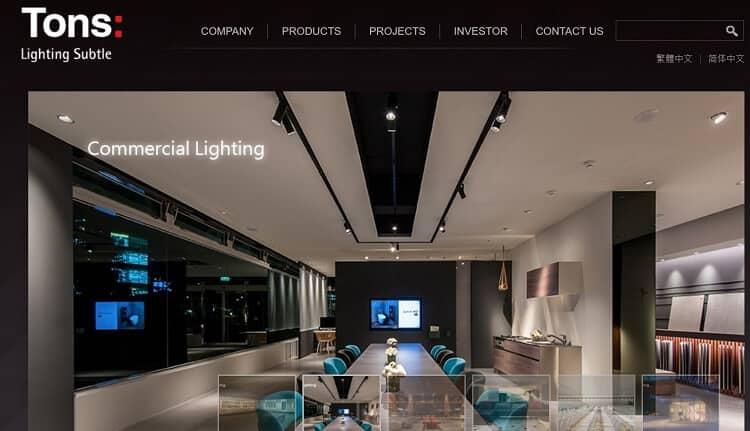 94.TITAN Lighting Co.,Ltd TONS Lightology Inc