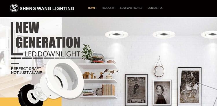 98. Shongshan Sheng Wang Lighting
