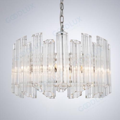 Luxury glass chandelier GP3451-6