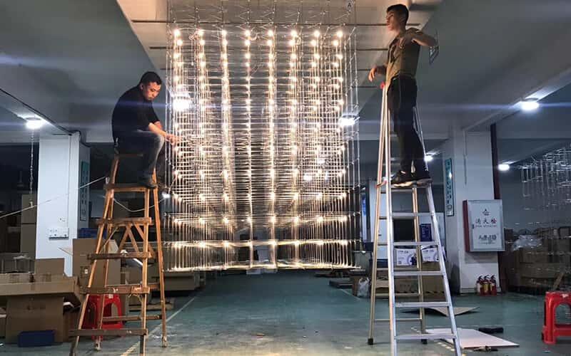 Goodlux custom lighting manufacturing 2