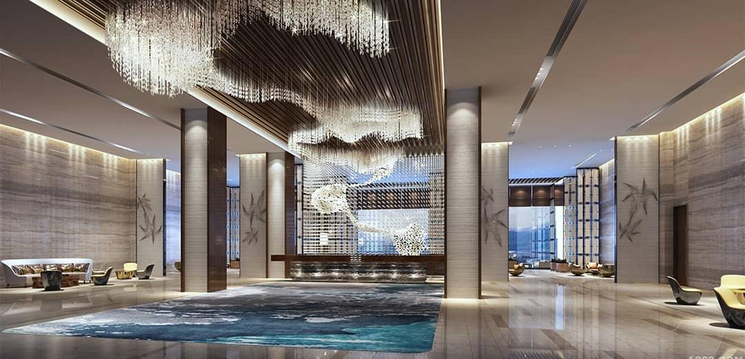 The trends of Hotel Lighting Design