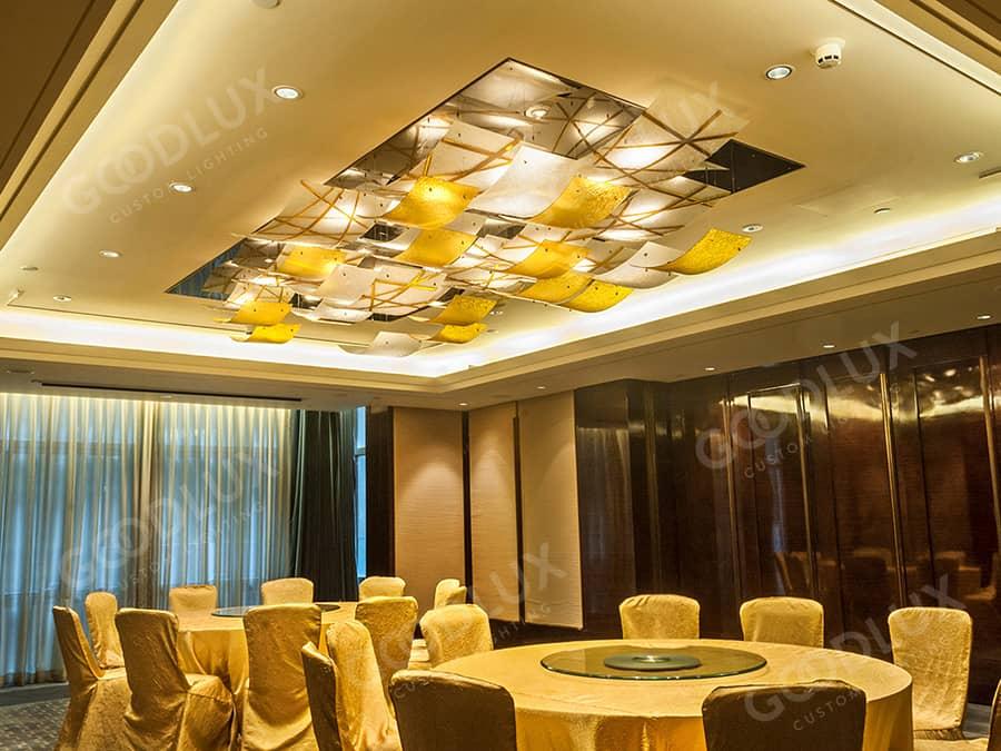 custom restaurant light for Four Seasons Hotel Beijing